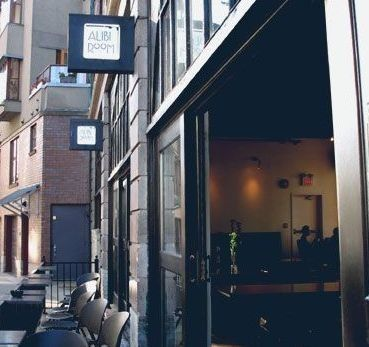 The Alibi Room - Vancouver, BC - the craft beer spot in BC
