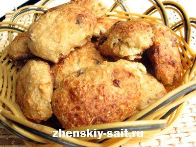 низкокалорийное печенье для худеющих