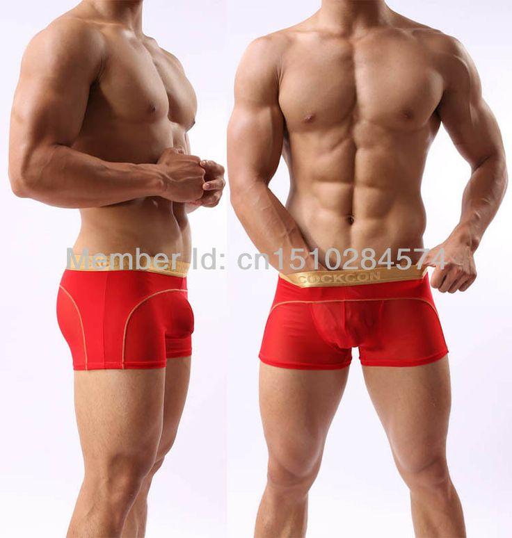 Boxer gay shorts