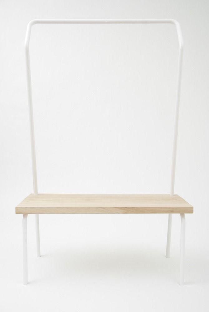 The Bench Rack By Vik U0026 Fougere · Atlantic FurnitureChair ...