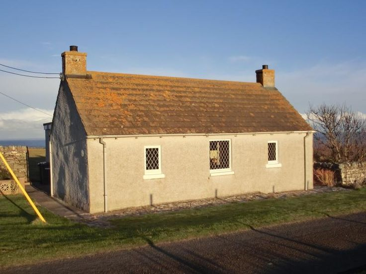 2 Bedroom Cottage in Wick to rent from £250 pw. With TV and DVD.