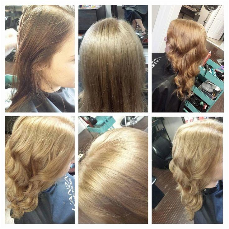 Beautiful Bamboo Blonde #hair Studio, Oshawa, Ontario