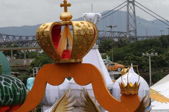 Carnaval 2016: Conheça os enredos das escolas de samba de Florianópolis Charles Guerra/Agencia RBS