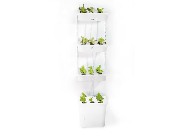 ELIOOO. Grow your food. How to go to Ikea and grow food in your apartment. - IKEA Hackers. Built with Trofast and Antonius