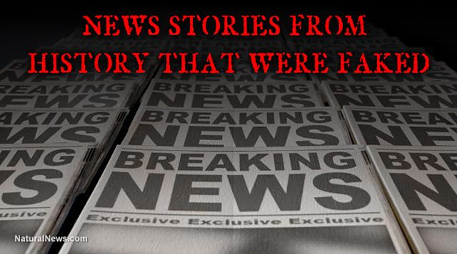 Stillness in the Storm : News Stories from History that were Faked | Compil...