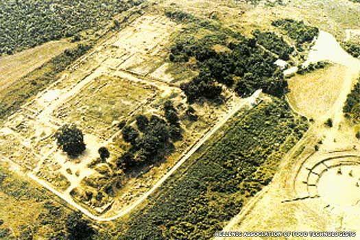 Macedonia - The ruins of #Aigai ( #Aegae , #modern #Vergina #Macedonia , #greece ) - #historical #Macedonian #places