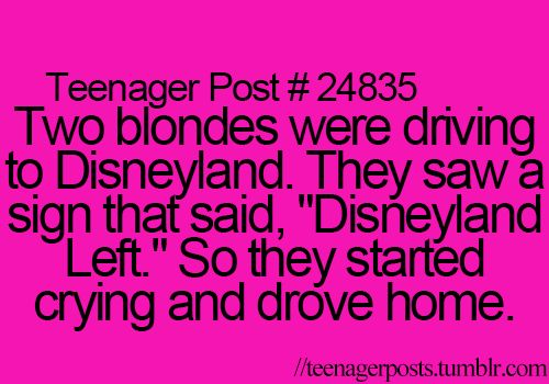 This isn't true because I'm a blonde and I do the most advanced math in my grade but still its funny
