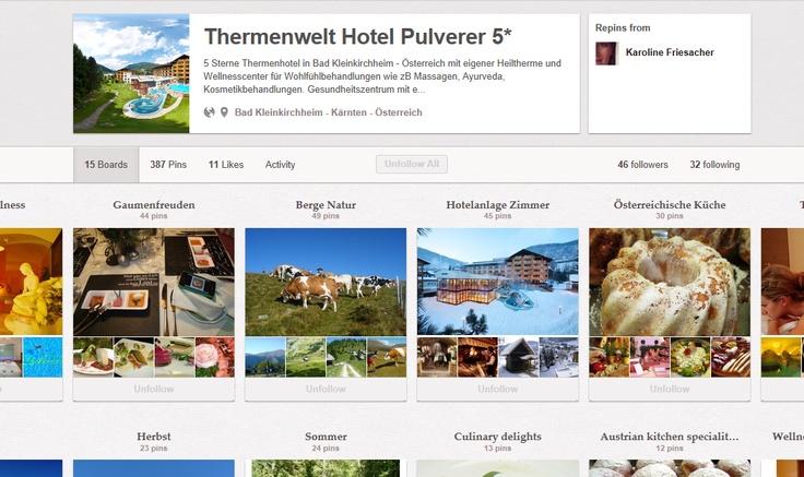 Hotel Pulverer http://pinterest.com/HotelPulverer/