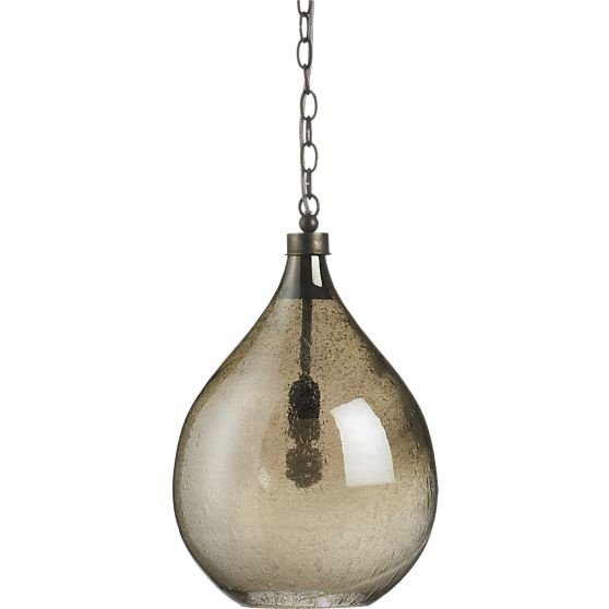 Glint Pendant Lamp in Chandeliers, Pendants | Crate and Barrel