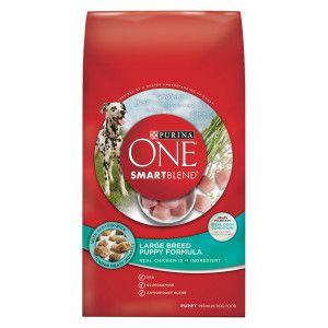 Purina ONE® SMARTBLEND® Large Breed Puppy Food | Dry Food | PetSmart