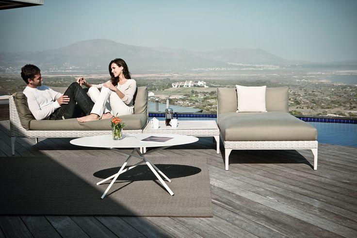 Επιπλα εξωτερικού χώρου DEDON (Αβαξ) #avax #avaxdeco #dedon #outdoorfurniture #furniture #design #swimmingpool #gardern #terrace