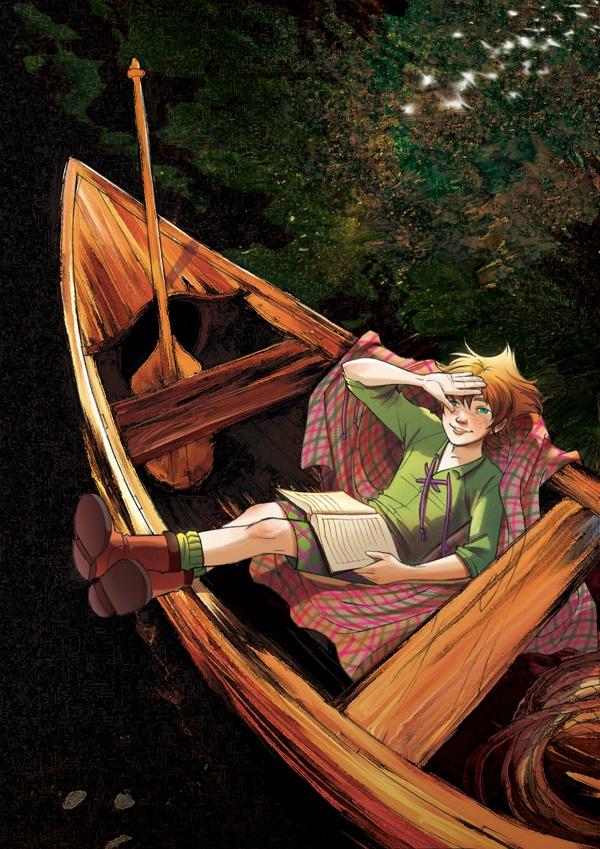 Fairy Oak-Grisam Burdock