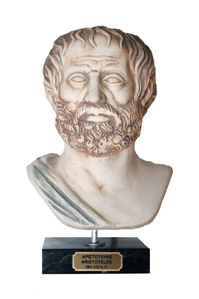 Aristotle Sculpture Greek Philosopher Head Bust Statue Figurine Ornament Decor in Home, Furniture & DIY, Home Decor, Decorative Ornaments & Figures | eBay