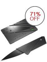 X-HD Pisau Lipat Kartu – Card Knife Best Seller