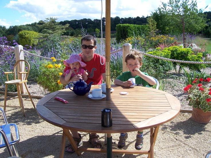 Helmsley Walled Garden - Vinehouse Cafe