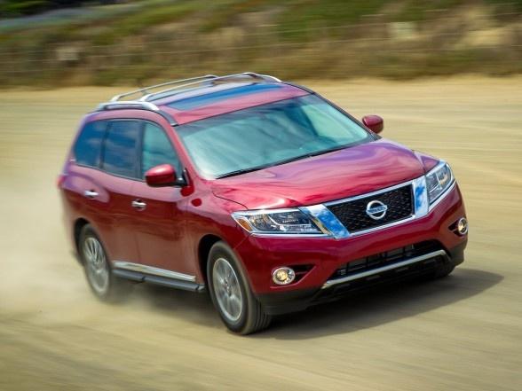 2013 Nissan Pathfinder   http://autocarsx.com