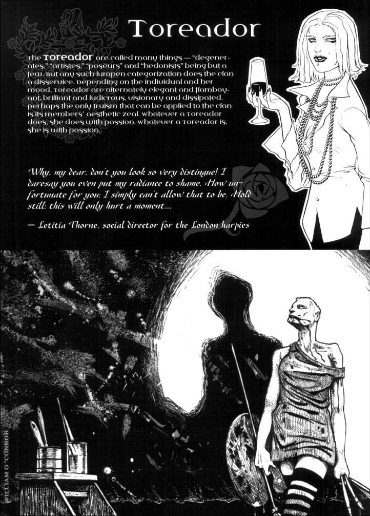 vampire the mascarade art | Vampire: The Masquerade — Bloodlines - Art of Vampire: The ...