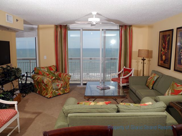 Beach House Rentals Myrtle Beach Oceanfront Part - 49: North Myrtle Beach Condo Rentals - 4 Bedroom - Crescent Shores
