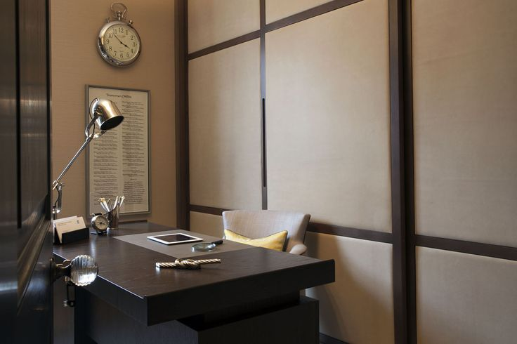 Hyde Park apartment - study