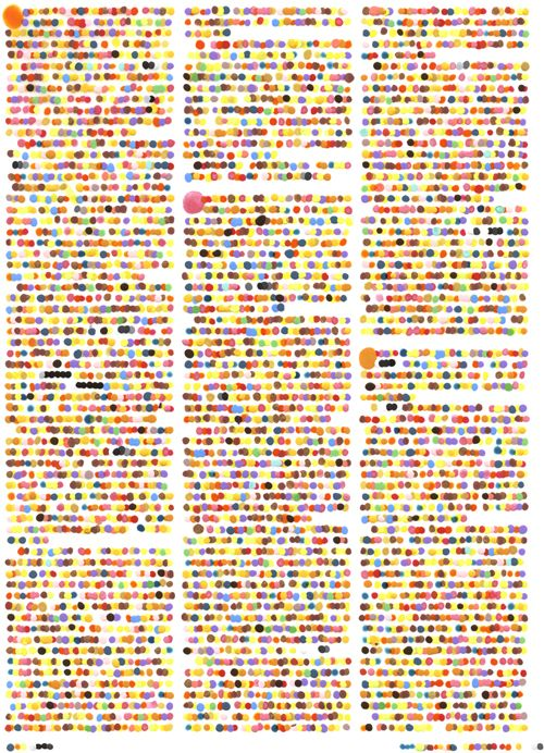 Vanity Fair by Lauren DiCioccio: Articles, Vanity Fair, Colors, Vanities, Lauren Dicioccio, Laurendicioccio, Fair May08 Pg269, Dot, Design