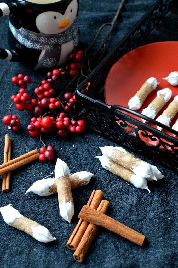 Zimtstangen Weihnachten Kekse Backen Zimtstangen Weihnachtsplatzchen Backen