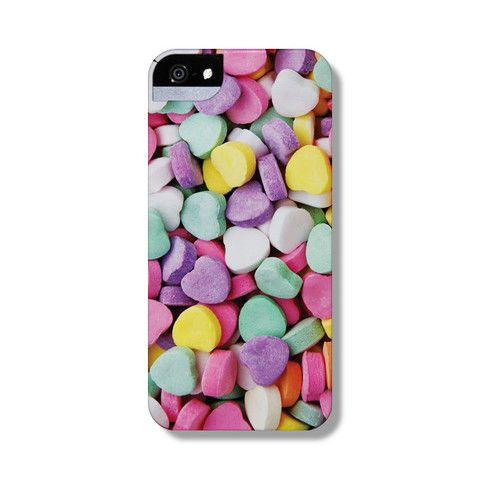 Hearts iPhone 5 Case from The Dairy www.thedairy.com #TheDairy