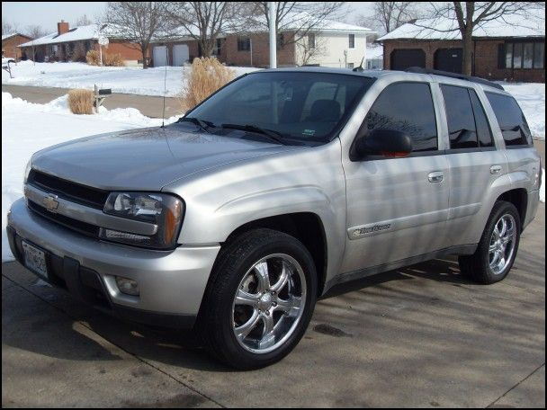 Tires for 2004 Chevy Trailblazer