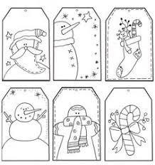 Resultado de imagen para porta cubiertos navideños moldes
