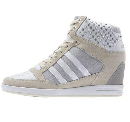 Adidas Femmes Chaussure À Talon Compensé Bbneo