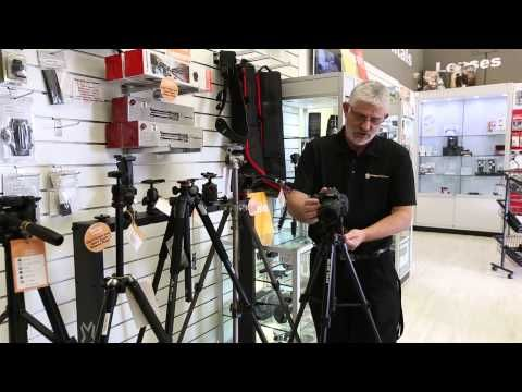 Tripods & Monopods. Looking for the perfect Camera Tripod? We have tripods for every need.