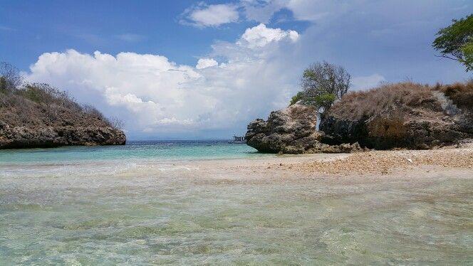Beautiful beach - Lombok