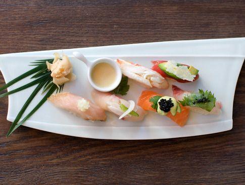 Red Sun pric-fixe menu option at Sushi Roku