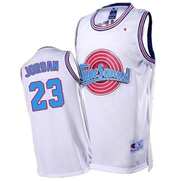 Michael Jordan Space Jam Jersey is the jersey in the Movie Space Jam.