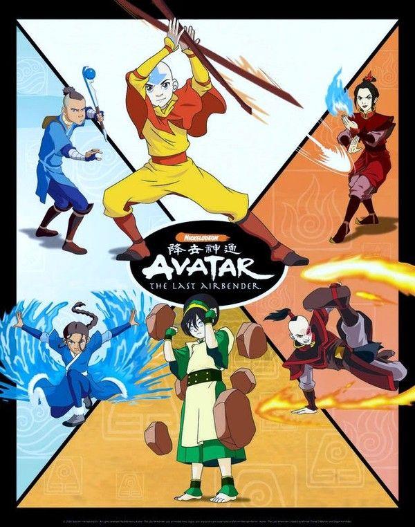Avatar, le dernier maître de l'air - avatar le dernier maitre de l'air