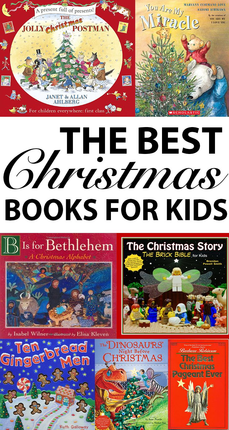 christmas books for kids must have favorites for - Best Christmas Books For Kids