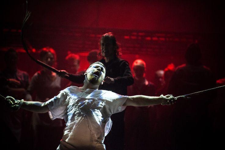 JESUS CHRIST SUPERSTAR (fot. Magda Hueckel)