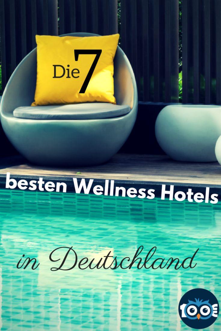 Deutschlandweit habe ich mir einmal die besten Wellness Hotels angeschaut und euch in diesem Beitrag zusammengefasst. Besonders Lage, Preis und Ausstattung des SPA / Wellnessbereichs waren bei der Beurteilung wichtige Kriterien. Hier geht es zur Übersicht > http://www.reiseuhu.de/?p=7556 #Wellnesurlaub #Hotels