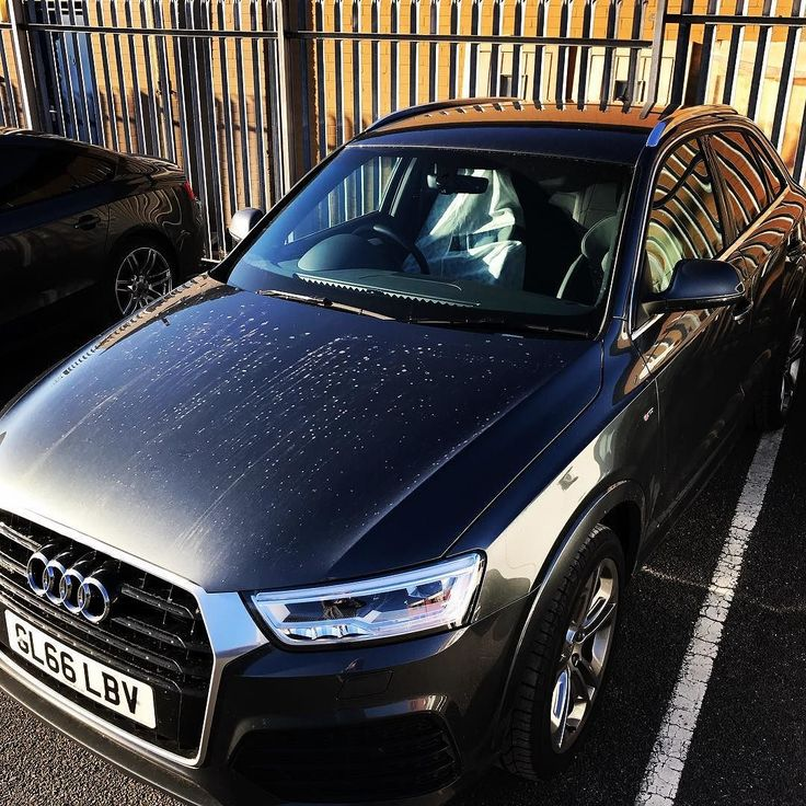 """Audi Q3 off out to a customer on a 7 month contract! #audi #audiq3 #q3 #4x4 Short and Long Term Car Leasing : 0330 330 9425 : or GOOGLE """"Cocoon Vehicles"""" #car #cars #autos #carlease #carleasing #shorttermcar #shorttermcarlease #shorttermcarleasing #6monthcarhire #12monthcarhire #6monthcarlease #6monthcarleasing #12monthcarlease #12monthcarleasing #staffcarscheme #nonstatuslease #nonstatusleasing #newbusinesslease #newbusinessleasing #adversecreditlease #adversecreditleasing #derby…"""