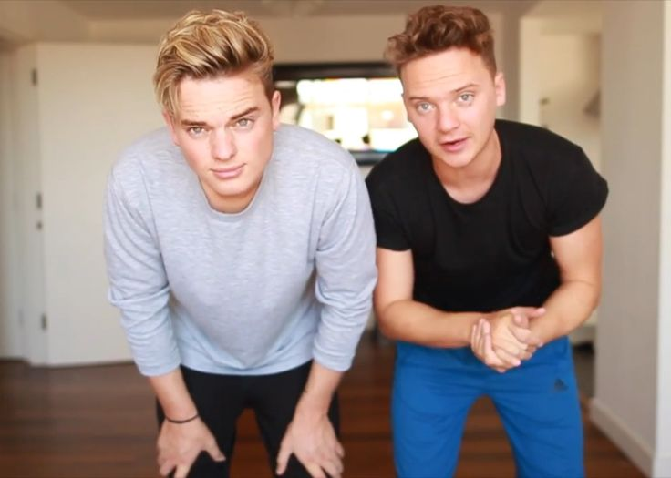 The Maynard brothers have to stop being so damn attractive omg!! My ovaries have exploded!
