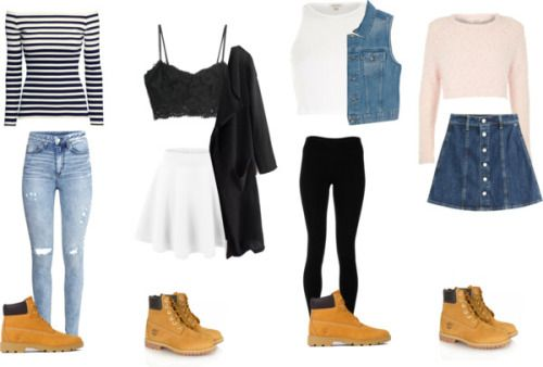 timberland outfit tumblr - Buscar con Google