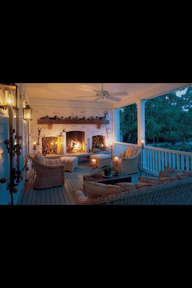 Bring out the guitar's it's time to harmonize with nature. Cozy :-)