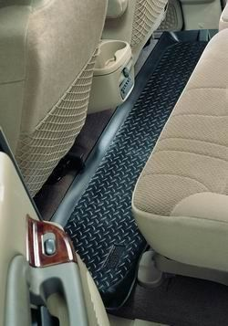 Amazon.com: Husky Liners Custom Fit Second Seat Floor Liner for Ford Excursion for Select Ford Excursion Models (Tan): Automotive