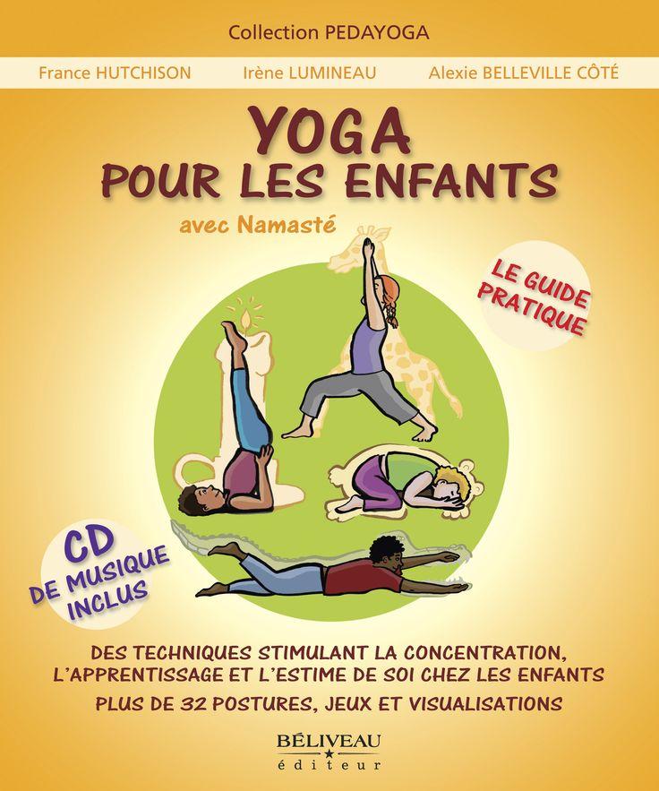 «Yoga pour les enfants » par France Hutchison