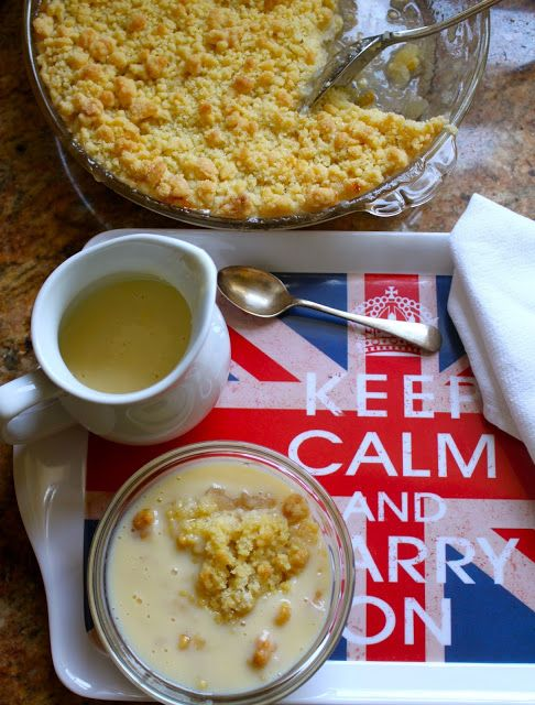 Christina's Cucina: Simply the Best Apple Crumble (or Rhubarb, Blueberry, Peach...)