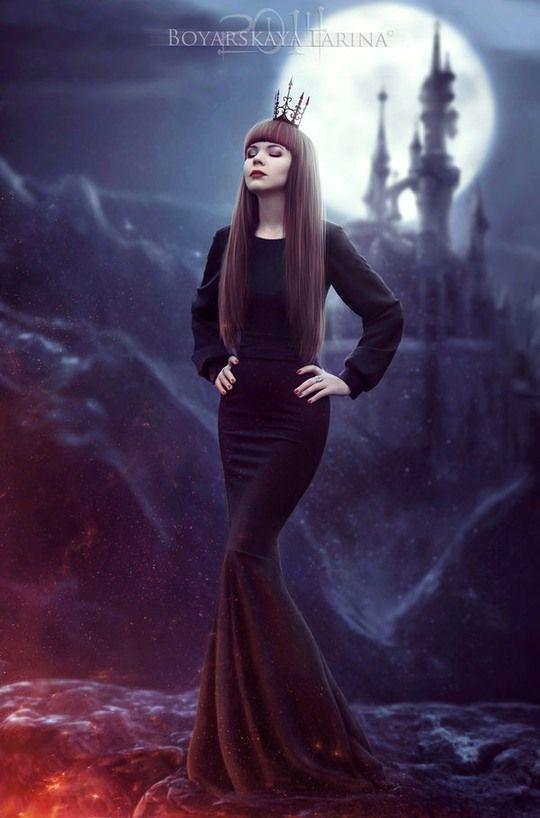 Awesome Digital Art by Larina Boyarskaya, a 24-year-old digital artist / photo manipulator based in Ukraine.