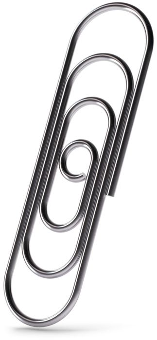 skrepkus paper clip > art. lebedev studio