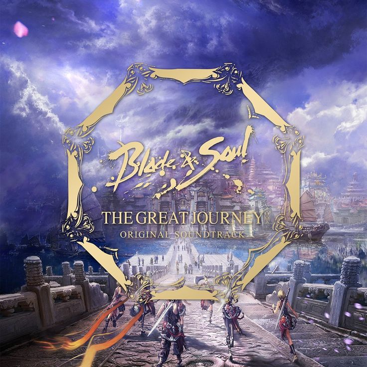 Buy #original #soundtrack Blade & Soul: The Great Journey CD at $25.99. Shop Now : http://bit.ly/1W0wesz