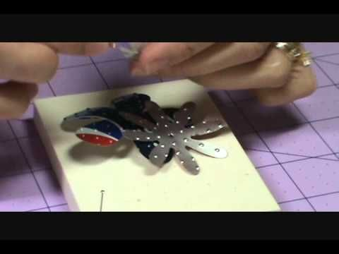 How To  Make Flowers Out Of Aluminum Soda Cans