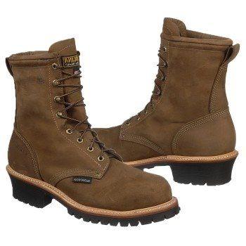 "Carolina Shoe Men's 8"" WP Logger Boot"