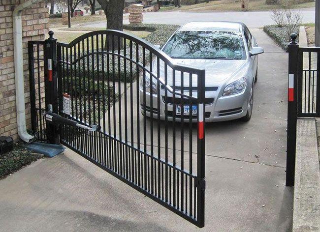 Best 25 Driveway Gate Ideas On Pinterest Gate Ideas